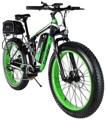 Extrbici - Migliore bici elettrica per comfort