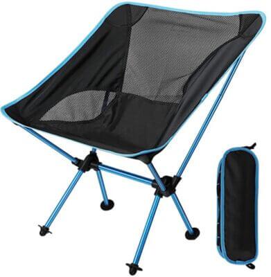 Extsud - Migliore sedia pieghevole da campeggio per design ultraleggero