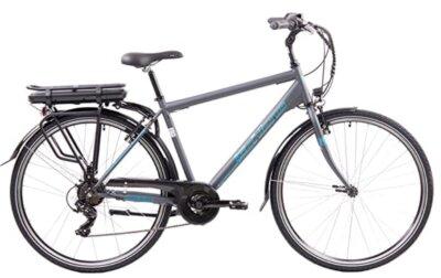 F.lli Schiano - Migliore bici elettrica per batteria sotto al portapacchi