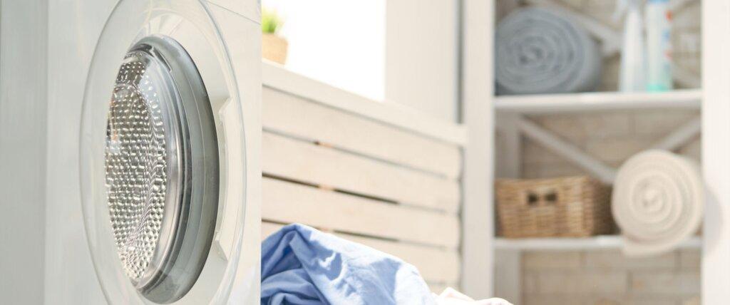 fare il bucato con lavatrice miele