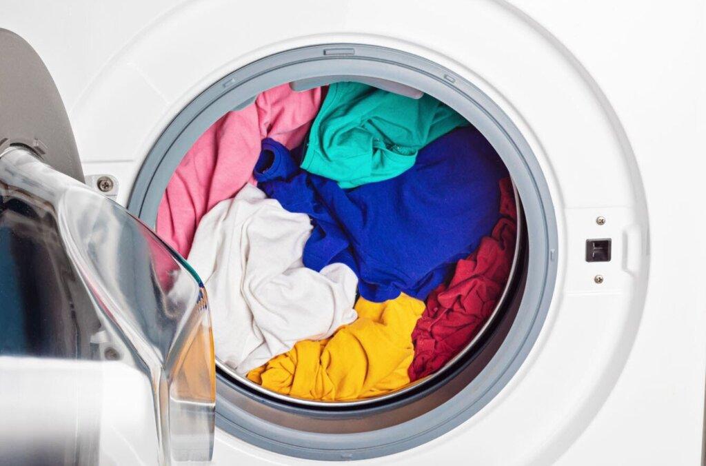 fare il bucato con lavatrici smeg