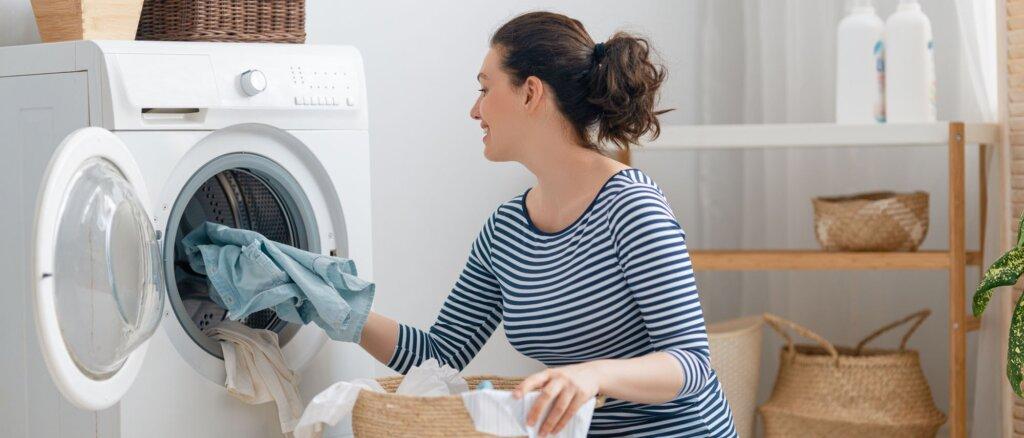 fare il bucato con le lavatrici electrolux