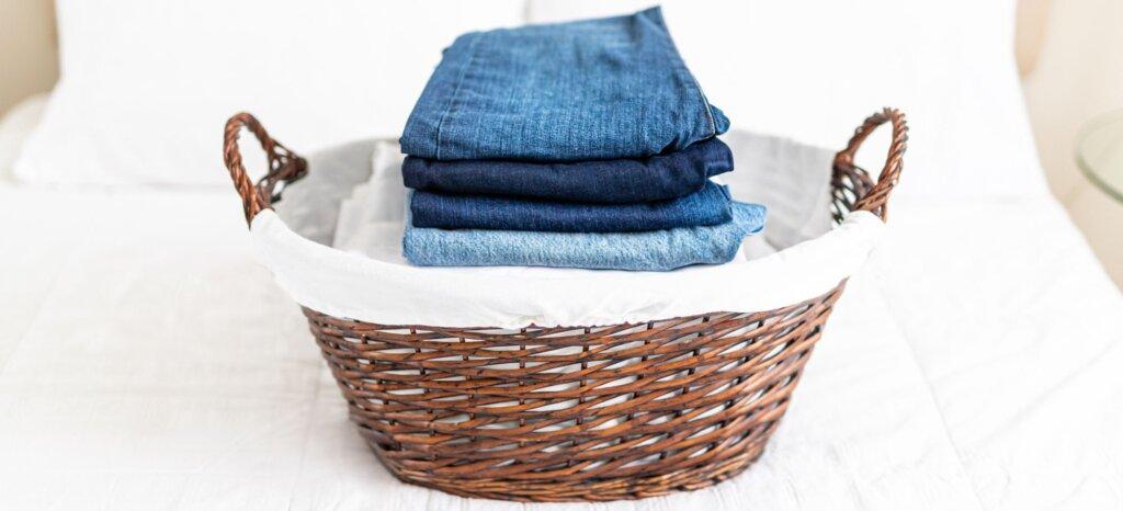 fare il bucato con una lavatrice hotpoint