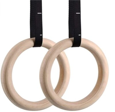 FEMOR - Migliori anelli da ginnastica per carico massimo 500 kg