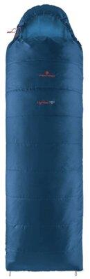 Ferrino - Migliore sacco a pelo singolo per struttura a tegole shingle dell'imbottitura