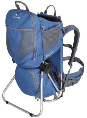 Ferrino - Migliore zaino porta bambino da montagna per sistema di regolazione Single Ergo Adjustment
