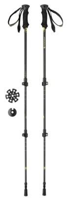 Ferrino - Migliori bastoncini da nordic walking per struttura in carbonio e punta in tungsteno