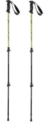 Ferrino - Migliori bastoncini da nordic walking per tre sezioni a diametro variabile