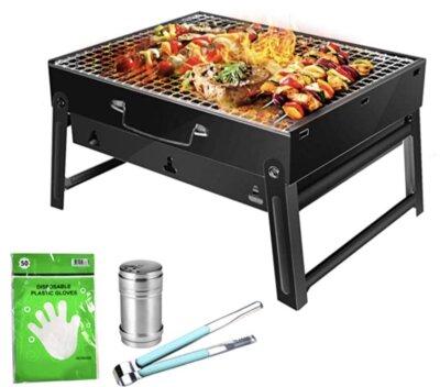 FISHOAKY - Migliore barbecue a carbonella per kit completo