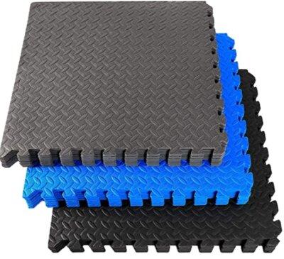 Fitem - Migliore pavimento in gomma per palestra per impermeabilità