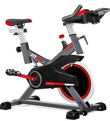 FITFIU Fitness - Migliore spin bike per disco inerziale da 16 kg