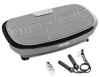 FITFIU - Migliore pedana vibrante per tecnologia 3D
