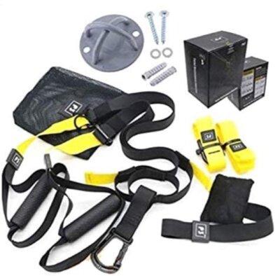 Fitness - Migliore TRX e cinghie per sospensione per completezza