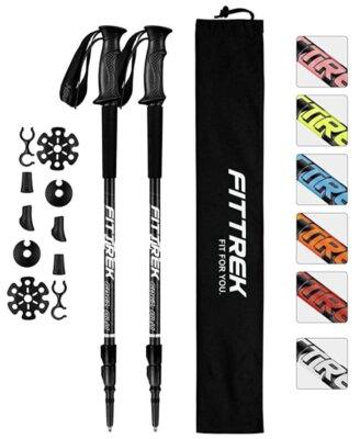 FitTrek - Migliori bastoncini da nordic walking per versatilità