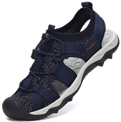 Flarut - UOMO - Migliori sandali da trekking per morbido tessuto