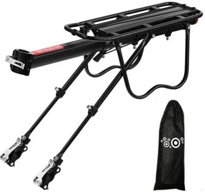 Fochi - Migliore portapacchi per bici per carico massimo 50 kg