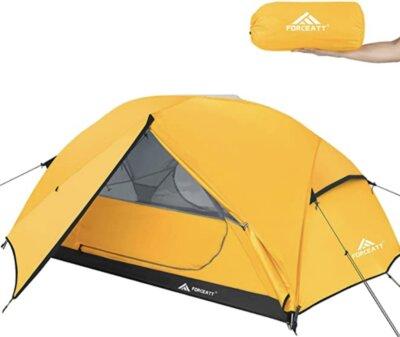 Forceatt - Migliore tenda da campeggio per peso inferiore ai 3 kg