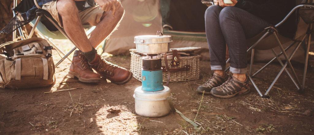 Fornelli a gas da campeggio