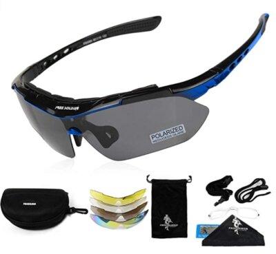 FREE SOLDIER - Migliori occhiali da running per telaio in resina ingegneristica