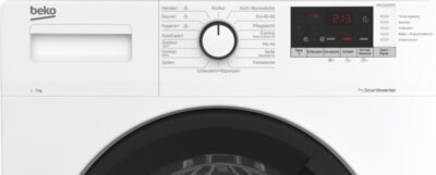 funzioni lavatrice beko