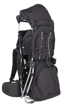 G-On - Migliore zaino porta bambino da montagna per bambini fino a 25 kg di peso