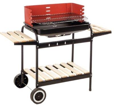 Gardiam - Migliore barbecue a carbonella per griglia regolabile