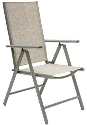 Gardiam - Migliore sedia pieghevole da campeggio per firma Enrico Coveri