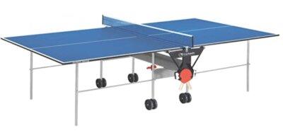 Garlando - Migliore tavolo da ping pong economico pieghevole con chiusura automatica