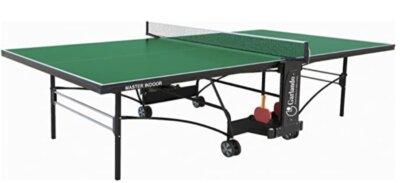 Garlando - Migliore tavolo da ping pong professionale in agglomerato di legno con rivestimento melaminico