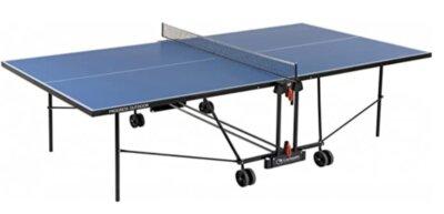 Garlando - Migliore tavolo da ping pong professionale per struttura tubolare metallica