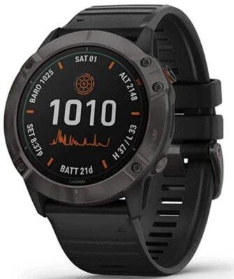 Garmin - Migliore orologio GPS da montagna per capacità di sfruttare l'energia del sole