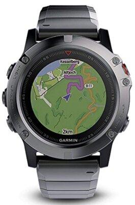 Garmin - Migliore orologio GPS da montagna per display cartografico con mappe a colori