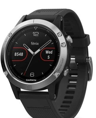 Garmin - Migliore orologio GPS da montagna per tracciamento frequenza cardio e consumo di ossigeno