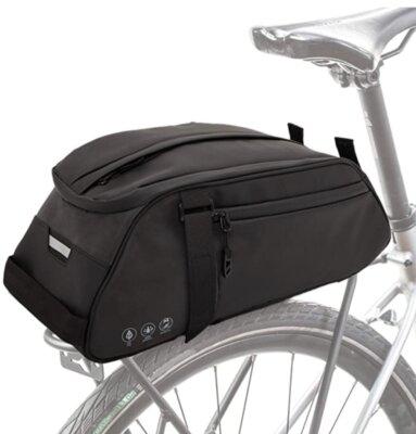 GeeMart - Migliore borsa per bici modello singolo da portapacchi