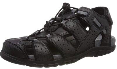 Geox - UOMO - Migliori sandali da trekking per suola impermeabile e traspirante