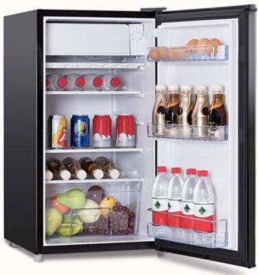 Goplus - Migliore frigorifero piccolo per trasportabilità