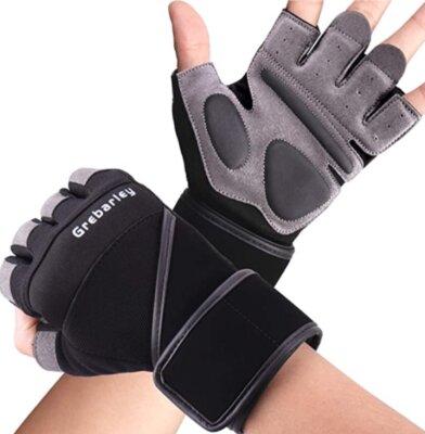Grebarley - Migliori guanti da palestra multiuso