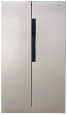 GRF SB91773X - Migliore frigorifero americano side by side per design compatto