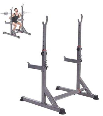 Grist CC - Migliore rack per squat multifunzione