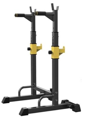 Grist CC - Migliore rack per squat per facilità di montaggio