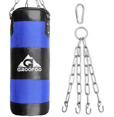 groofoo - migliore sacco da boxe per bambini
