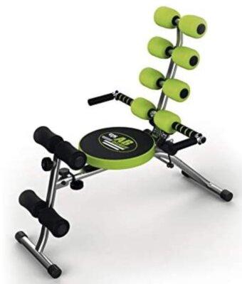 Gymform - Migliore panca per addominali per schienale a rulli
