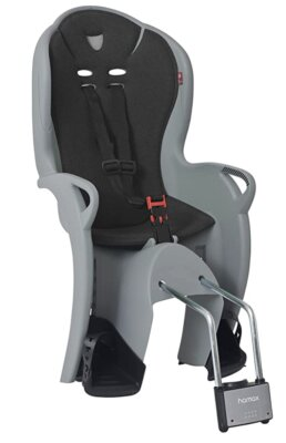 Hamax - Migliore seggiolino per bici per spazio per il casco