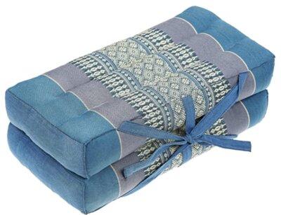 Handelsturm - Migliore cuscino da meditazione rettangolare pieghevole