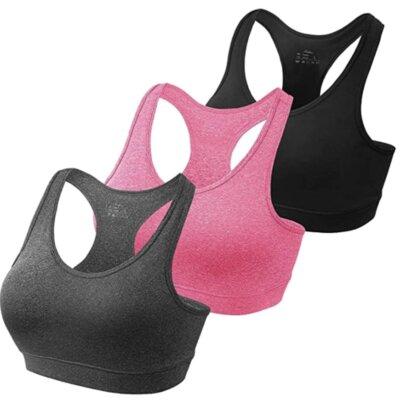 HBselect - Migliore reggiseno sportivo da fitness per materiali sicuri e anallergici