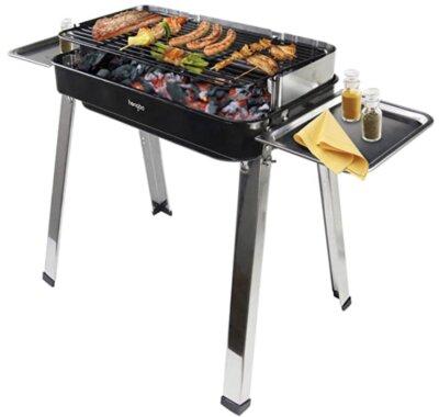 HengBO - Migliore barbecue a carbonella per 4-5 persone portatile