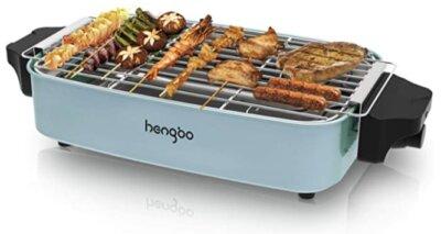 HengBO - Migliore barbecue da tavolo elettrico per design giovane e vivace