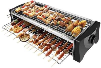 HengBO - Migliore barbecue da tavolo elettrico per potenza