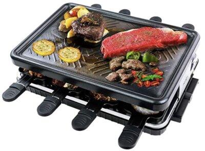 HengBO - Migliore piastra barbecue elettrico per raclette