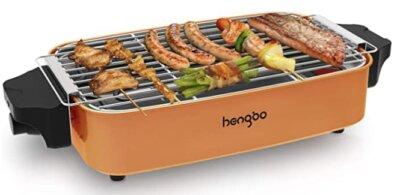 HenGo - Migliore piastra barbecue elettrico per design moderno e vivace